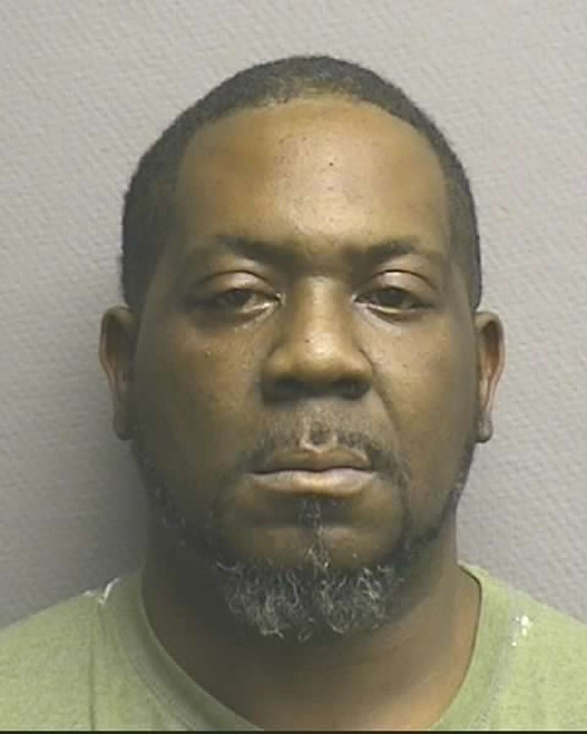 Vincent Rhodes was arrested on a misdemeanor prostitution-related charge as part of 10-day vice operation by the Houston police department in the week leading up to the Super Bowl.
