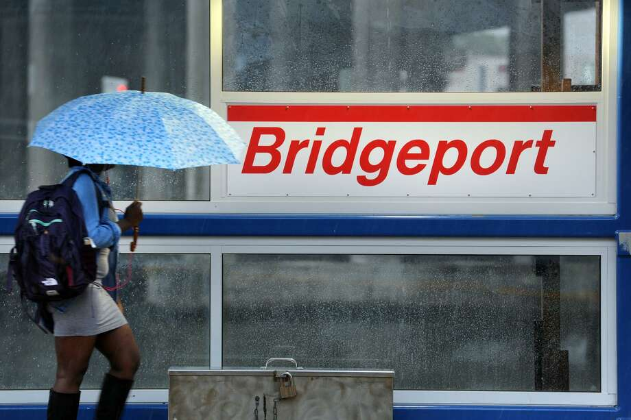 The Bridgeport train station, in Bridgeport, Conn. Sept. 19, 2016. Photo: Ned Gerard / Hearst Connecticut Media / Connecticut Post