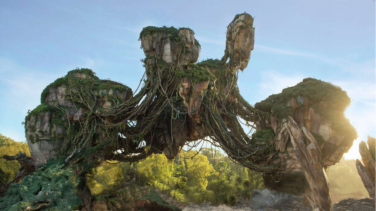 Opening May 27, 2017 at Disney's Animal Kingdom, Pandora: The World of Avatar will include a family-friendly attraction called Na'vi River Journey.