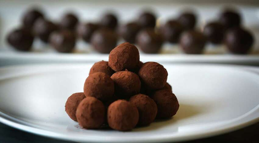 How to make chocolate truffles: A step-by-step guide, with chef Alain Dubernard, head of the baking and pastry department at the Culinary Institute of America-San Antonio.