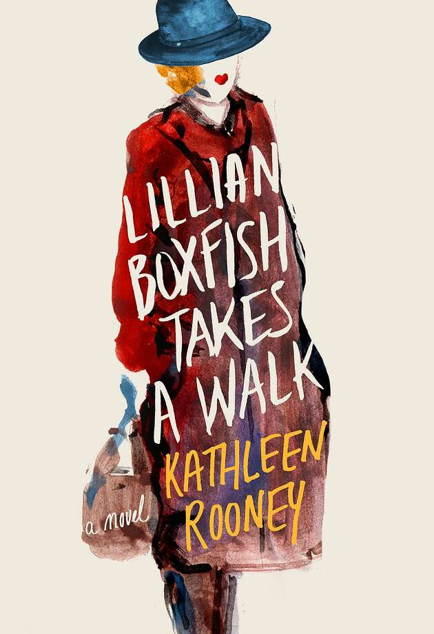 """Lillian Boxfish Takes a Walk"" Photo: St. Martin's Press"