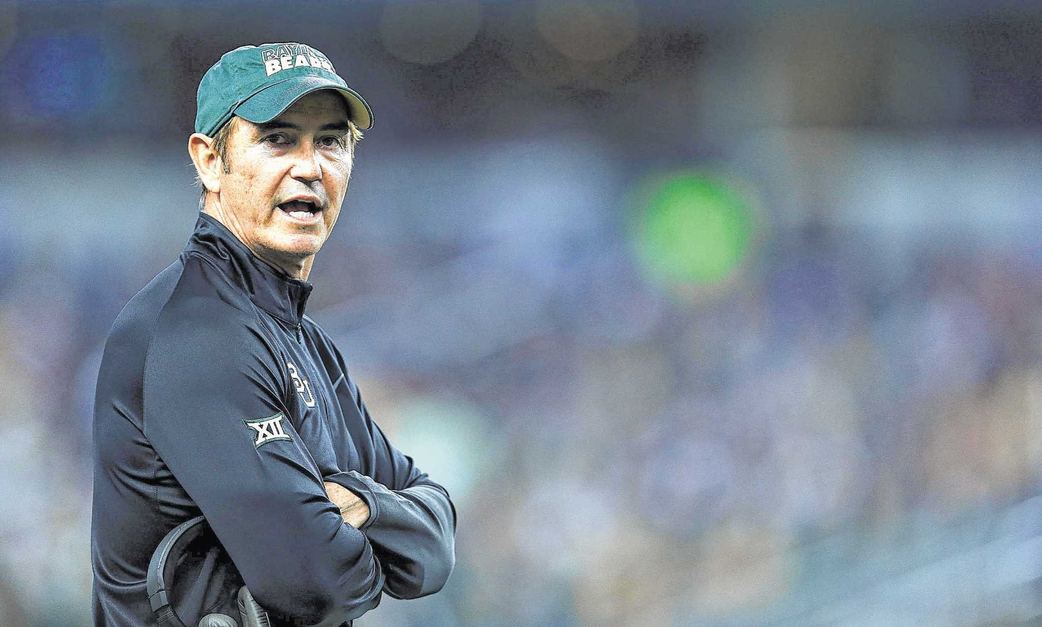 Former Baylor coach Art Briles takes job in Italy, says he was ...