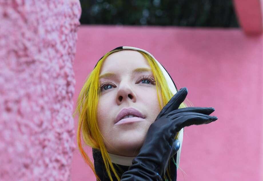 Singer Katie Stelmanis wrote the lyrics for the new album. Photo: Renata Raksha, Motormouthmedia