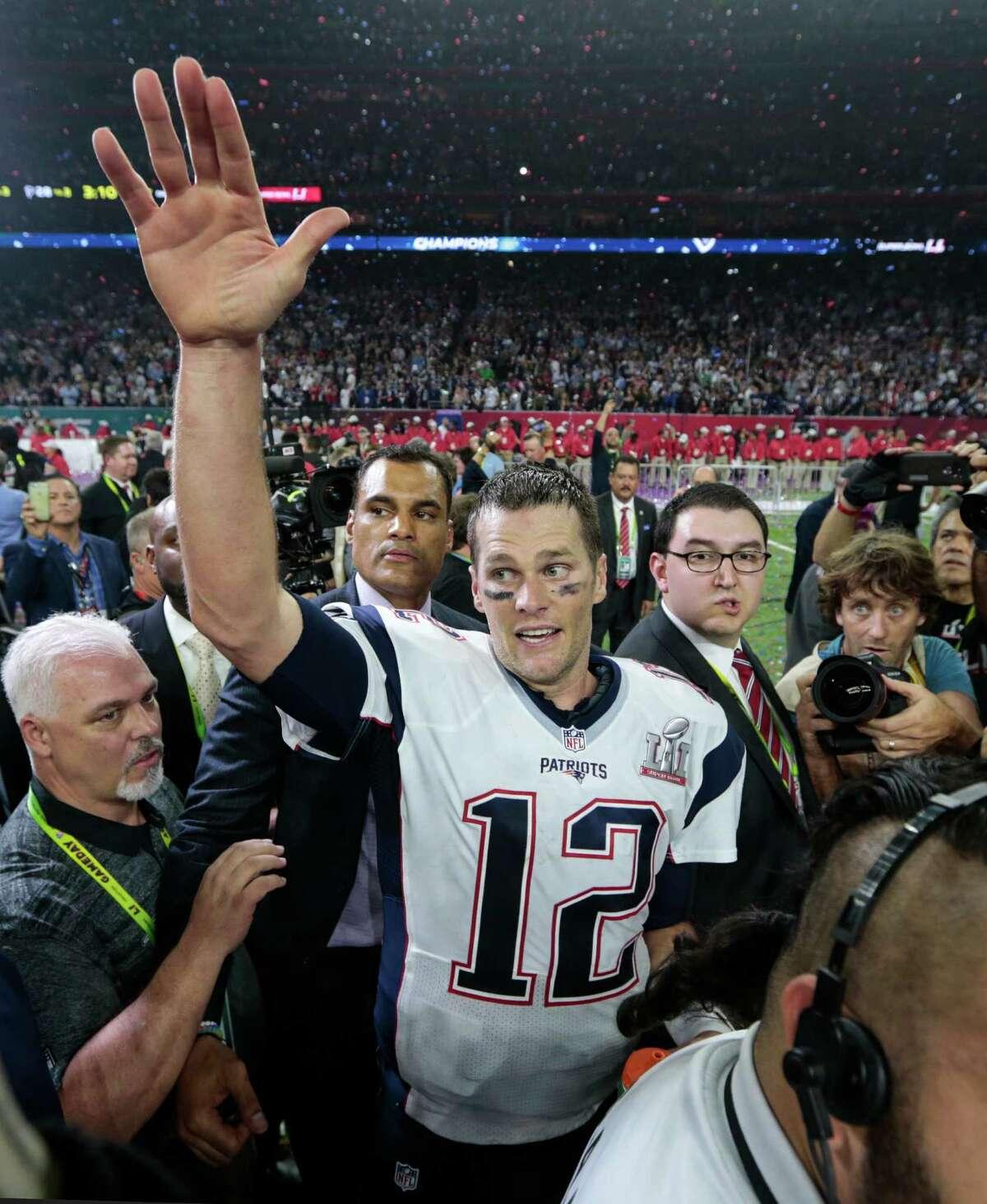 Tom Brady's Super Bowl jersey has been found after FBI help