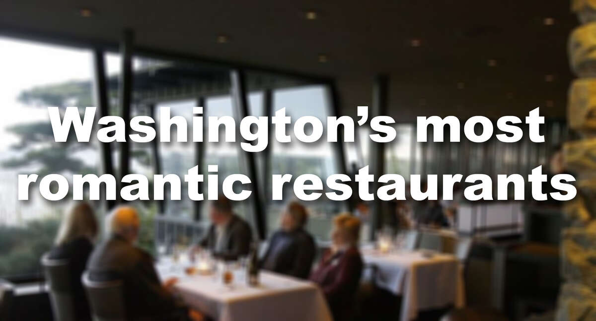 OpenTable released a list of America's 100 most romantic restaurants, based on an analysis of reviews for more than 24,000 restaurants. Washington occupies five of those spots. See which ones were picked.