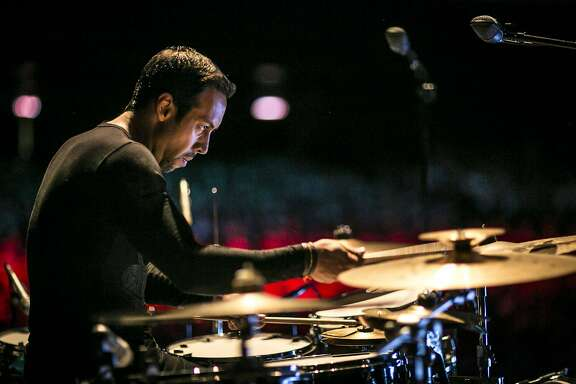 Jazz drummer and composer Antonio�S�nchez, who�created�the solo drum score for the Oscar-winning movie��Birdman,�� will�perform the music live as the film screens at the Rafael.