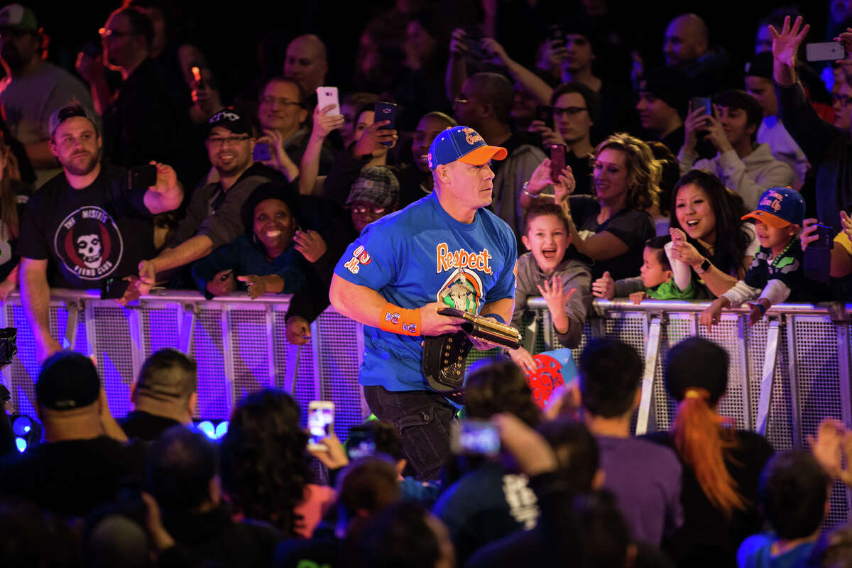 WWE Smackdown Live January 16, Laredo Energy Arena