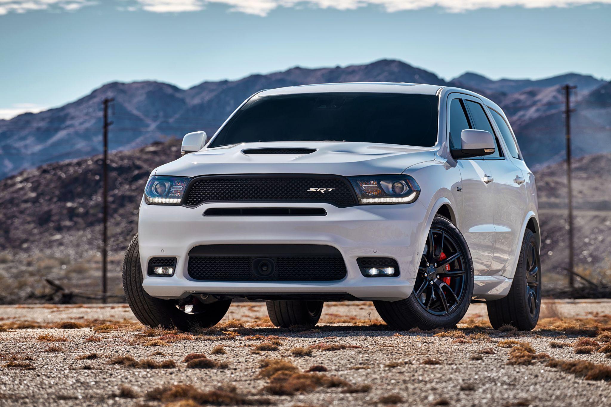 2018 dodge 1 ton. Plain Ton Dodge Touts New 2018 Durango SRT As Most Powerful Threerow SUV  Houston  Chronicle In Dodge 1 Ton R