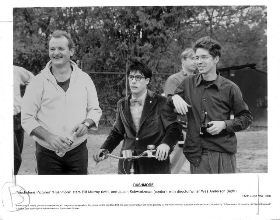 """Wes Anderson's sophomore film effort """"Rushmore"""" once again put the city of Houston on the map in Hollywood while also inspiring countless local filmmakers and actors. Photo: Van Redin/touchstone"""