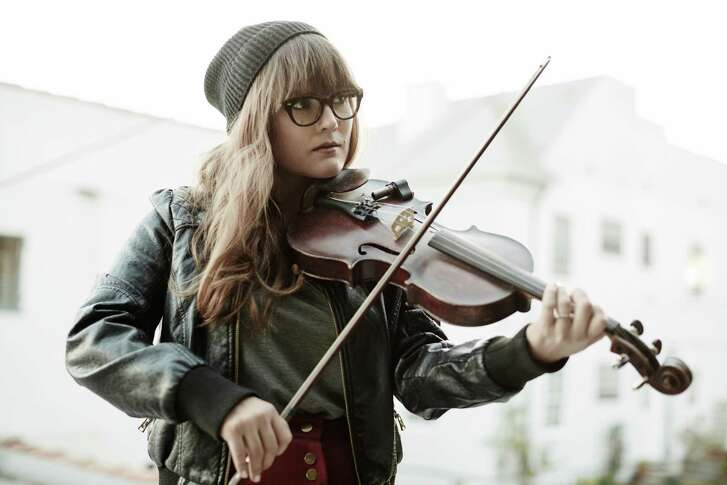 Sara Watkins found early success playing fiddle with the progressive bluegrass group Nickel Creek.