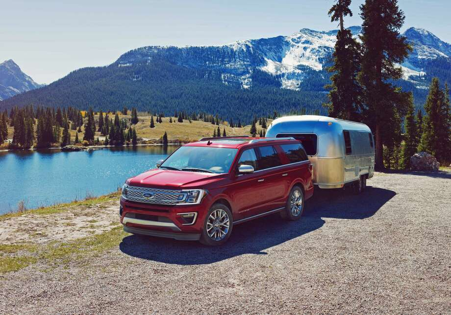 The new 2018 Ford Expedition debuted Tuesday, Feb. 7, 2017 in Dallas. The latest version of the SUV is the most powerful and technologically advanced in the car's 20-year history, according to Ford. Photo: Uli Heckmann, | Ford Motor Company
