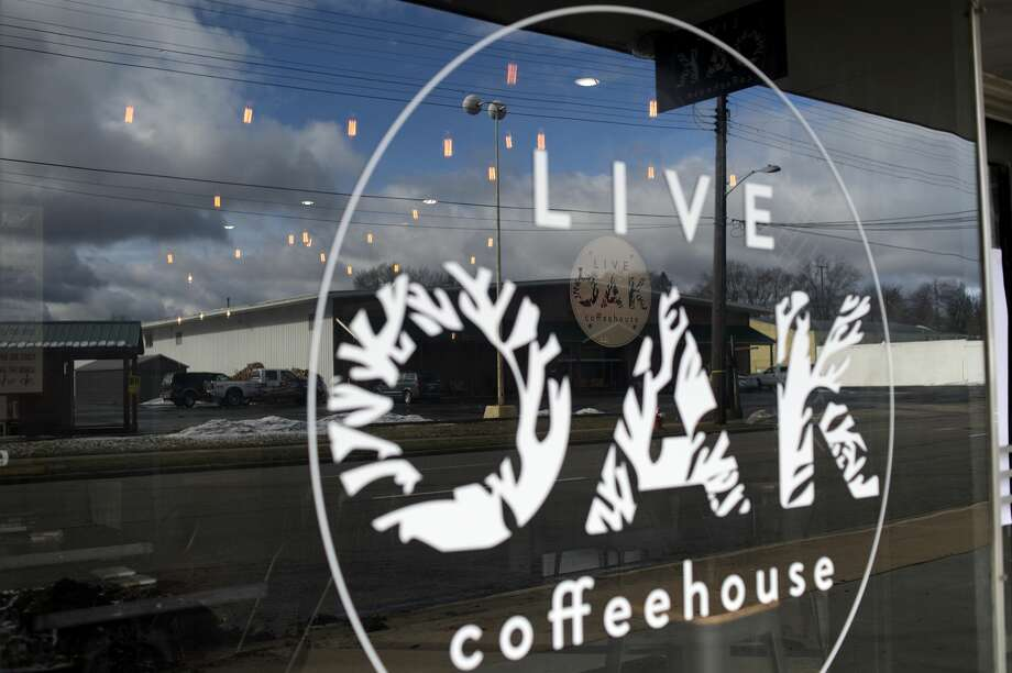 Live Oak Coffeehouse Opened: Jan. 31, 2017, at 711 Ashman St. Photo: Brittney Lohmiller/Midland Daily News/Brittney Lohmiller