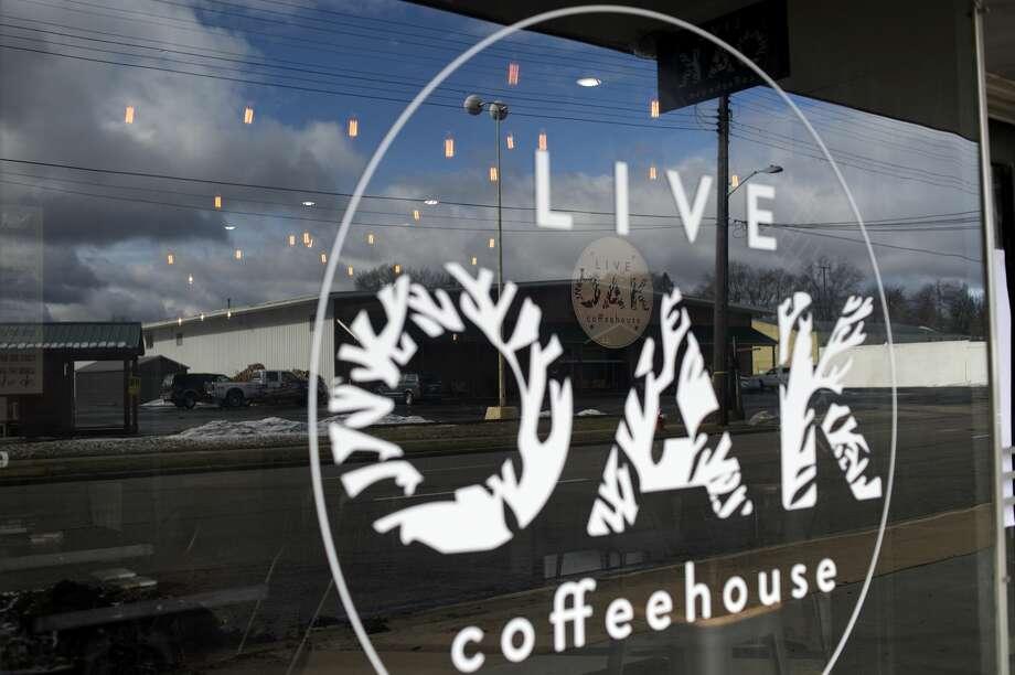 Live Oak Coffeehouse Opened: Jan. 31, 2017, at 711 Ashman St. Photo: Brittney Lohmiller/Midland Daily News/Brittney Lohmiller