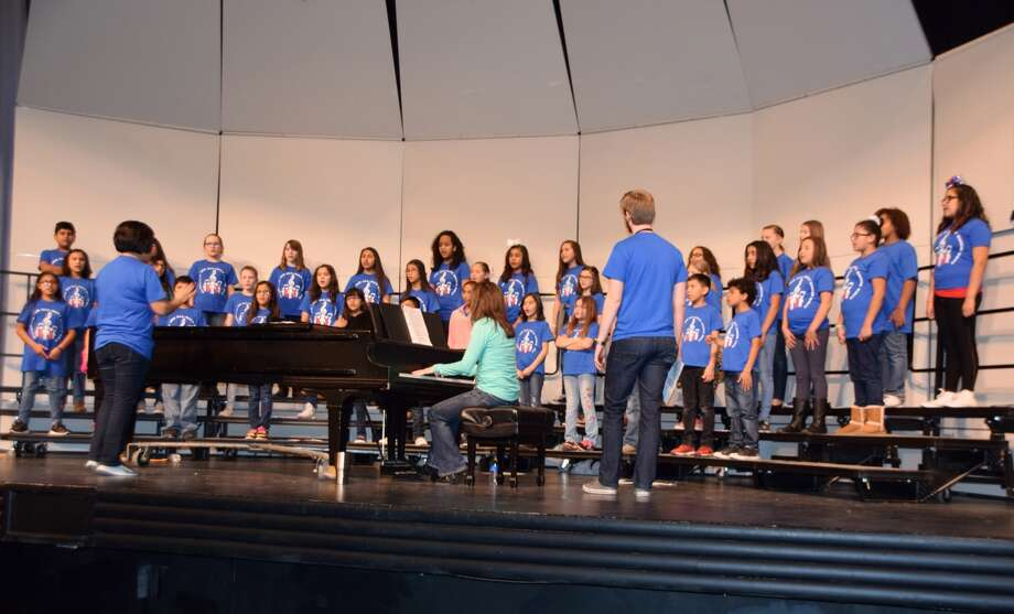During a professional development session prior to the start of the 2016-2017 school year, the Plainview ISD secondary choral directors and elementary music specialists made the decision to reinstate the All-City Choir with the idea of providing additional opportunities for elementary students to grow their musical skills.