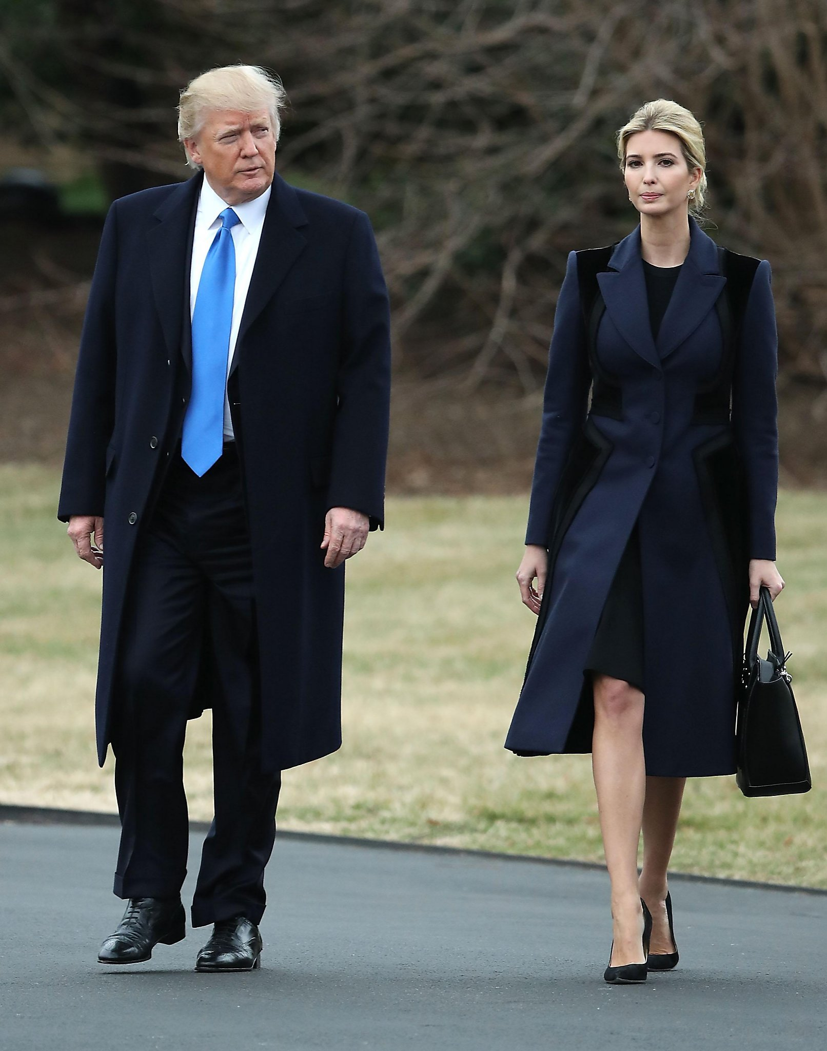 Is Trump using the Oval Office to try to enrich his family? - San Francisco  Chronicle