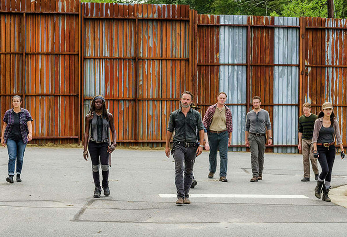The Walking Dead's seventh season picks back up tonight. Click through the slideshow to see what each character is currently up to. (Warning: spoilers for the first half of season seven follow)