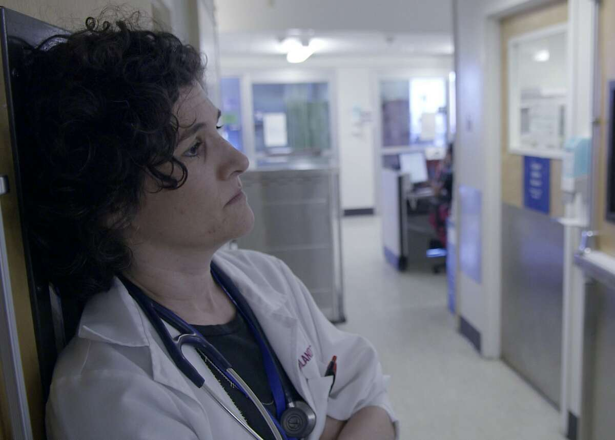 First do no harm Dr. Jessica Zitter and the rest of Highland Hospital's ICU staff confront the most difficult of decisions with patients and their families every day. Oakland filmmaker Dan Krauss's