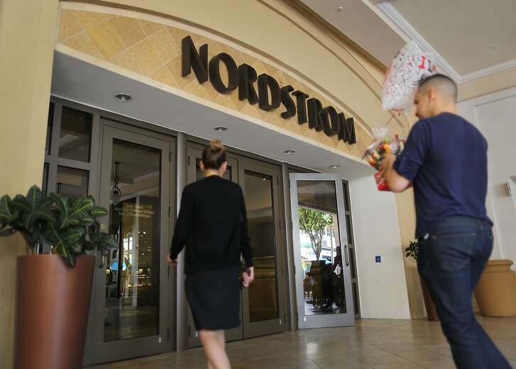 MIAMI, FL - FEBRUARY 08:  The entrance to a Nordstrom store is seen on February 8, 2017 in Miami, Florida. Today, President Donald Trump commented on Twitter that the department store Nordstrom had treated his daughter Ivanka Trump unfairly after dropping her clothing label from the store.  (Photo by Joe Raedle/Getty Images)