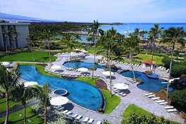 The Waikoloa Beach Marriott on Anaehoomalu Beach is converting a wing into Marriott�s Waikoloa Ocean Club.
