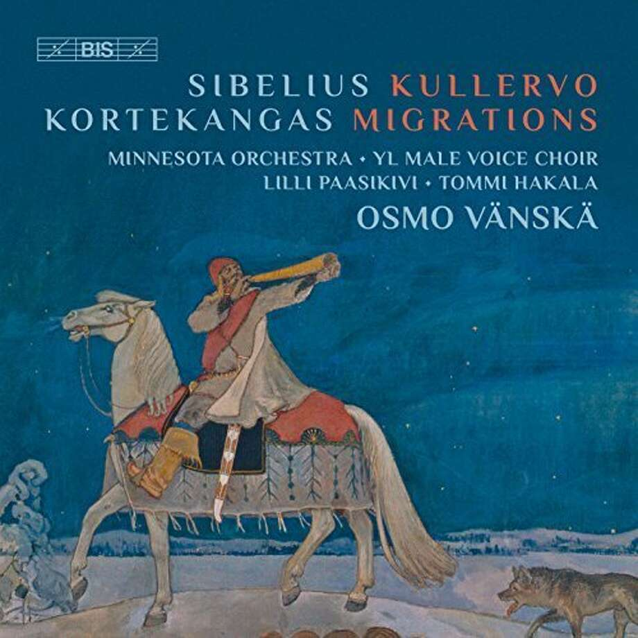 "Sibelius, ""Kullervo"" Photo: BIS Records"