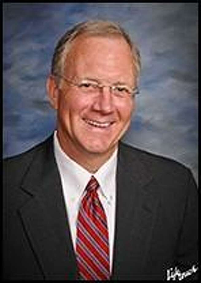 Steve Smith is president of the Comal Independent School District Board of Trustees. Photo: Courtesy / Comal ISD