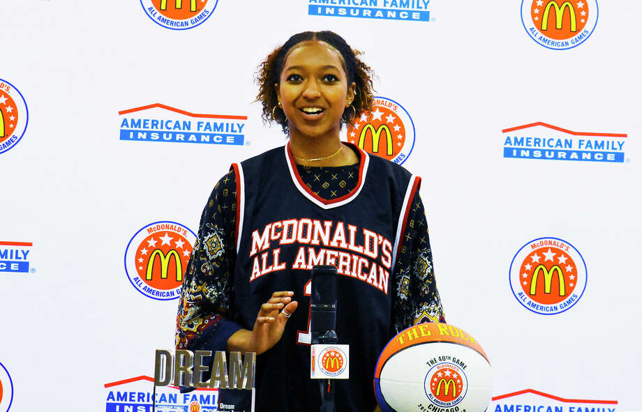 Cypress Ranch's DiDi Richards is MVP of District 17-6A. Photo: Tony Gaines / HCN