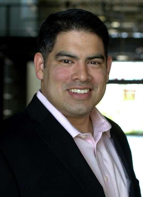 Manny Pelaez, candidate for City Council District 8.