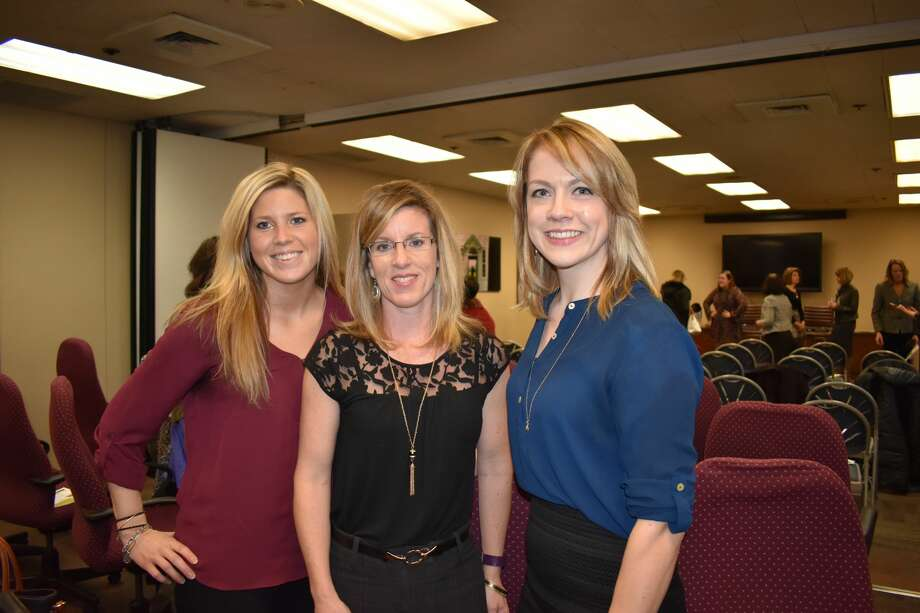 Were you Seen at the Women@Work Breakfast Series event with Puzzles Bakery and Cafe owner Sara Mae Pratt on Wednesday, Feb. 8, 2017? Not a member of Women@Work? Join here! timesunion.com/womenatworkjoin Photo: Natalia Robinson