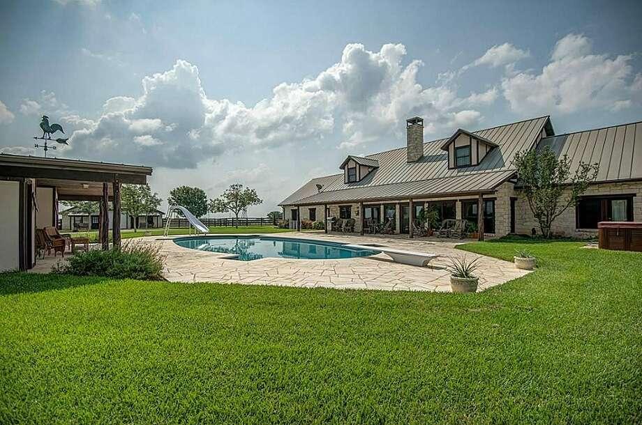 Musician Gary Clark Jr.'s Kyle, Texas ranch. Photo: Realtor.com