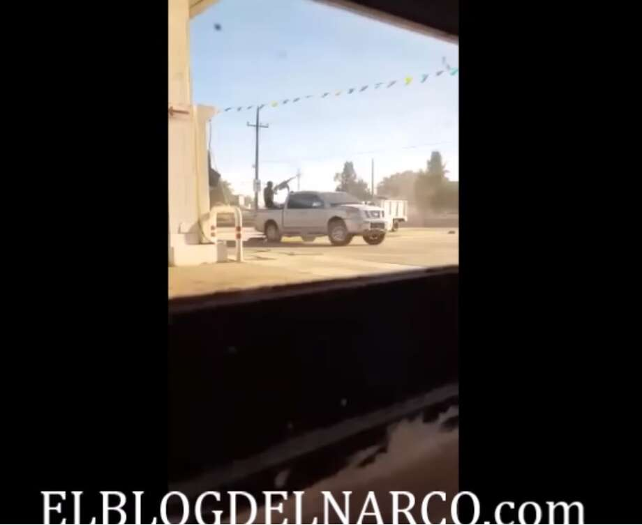 "Sinaloa cartel kingpin Joaquin ""El Chapo"" Guzman's sons told a Mexican journalist they were attacked and injured by a rival gang earlier this week. Photo: Courtesy/Blog Del Narco"
