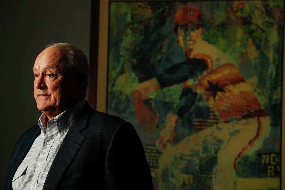 Nolan Ryan's various post-playing interests include the family bank, his beef business, owning a Class AAA baseball franchise and serving as an Astros special assistant. Photo: Karen Warren, Staff Photographer / 2017 Houston Chronicle