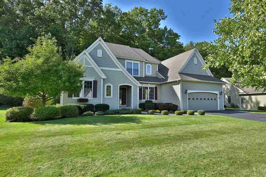 $489,900, 25 Summerfield Circle, Halfmoon, 12118. Open Sunday, Feb. 12, 1 p.m. to 3 p.m. View listing Photo: CRMLS