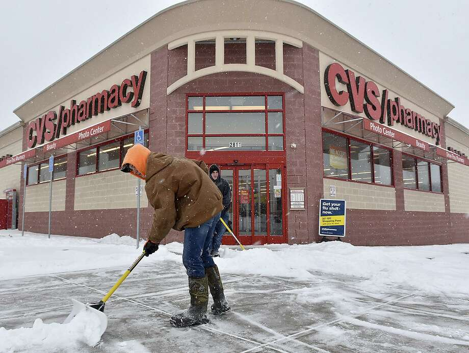CVS Health Corp. on Thursday reported fourth-quarter earnings of $1.71 billion. Photo: Associated Press /File Photo / The Register-Herald
