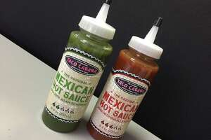 Taco Cabana is now selling its hot sauces at H-E-B locations.