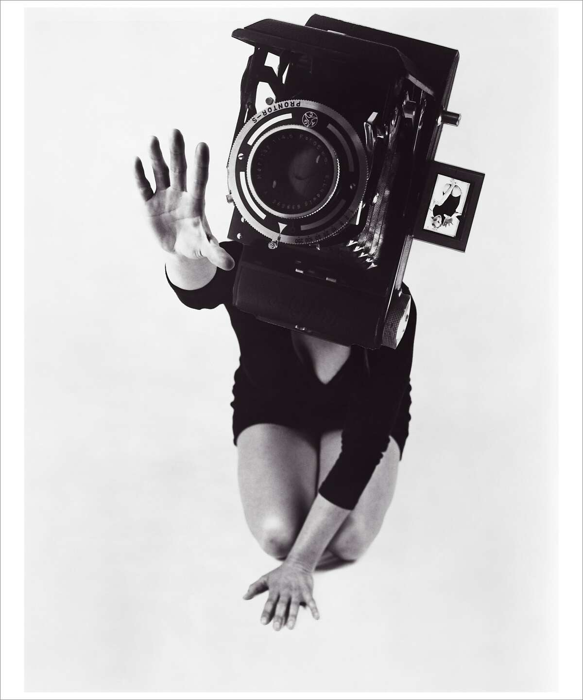 "Lynn Hershman Leeson, ""Reach,"" from the series ""Phantom Limb"" (1986)"