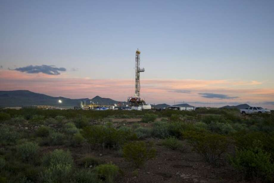 In a handout photo, Apache oil operations in Texas. New oil and gas discoveries, including one by Apache, could further cement two realities of the energy business: oil prices could stay low for a long time, and oil companies will continue to explore to increase their reserves for future production. (Gaylon Wampler/Apache via The New York Times)