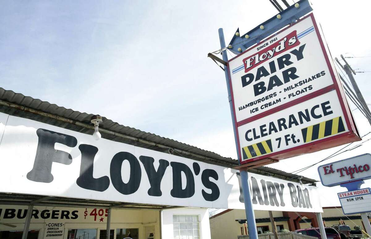 Floyd's Dairy Bar on Goliad Road has been a South Side institution since 1961.