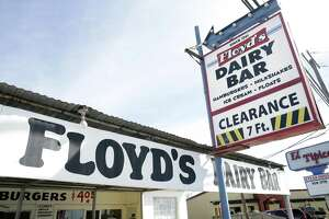 Floyd's Dairy Bar on Goliad Road is a South Side institution since 1961.