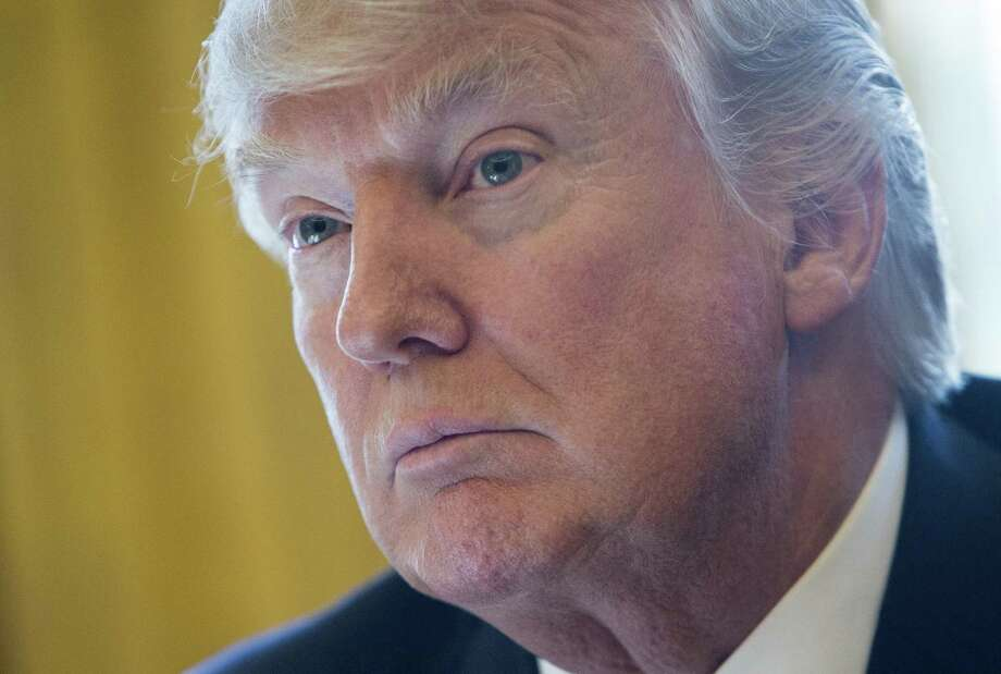President Donald Trump's direct, company-by-company intervention is forcing CEOs and corporate boards into a choice they've never before faced with a sitting president — are we with him, or against him? — in a way that distorts normal decision-making and conflicts with shareholder interests. Photo: Chris Kleponis /Bloomberg News / © 2017 Bloomberg Finance LP