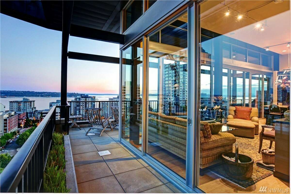 The penthouse at Mosler Lofts is listed at $1,900,000. It has two-bedrooms, two-bathrooms and is 1,564 square feet. You can see the full listing here.