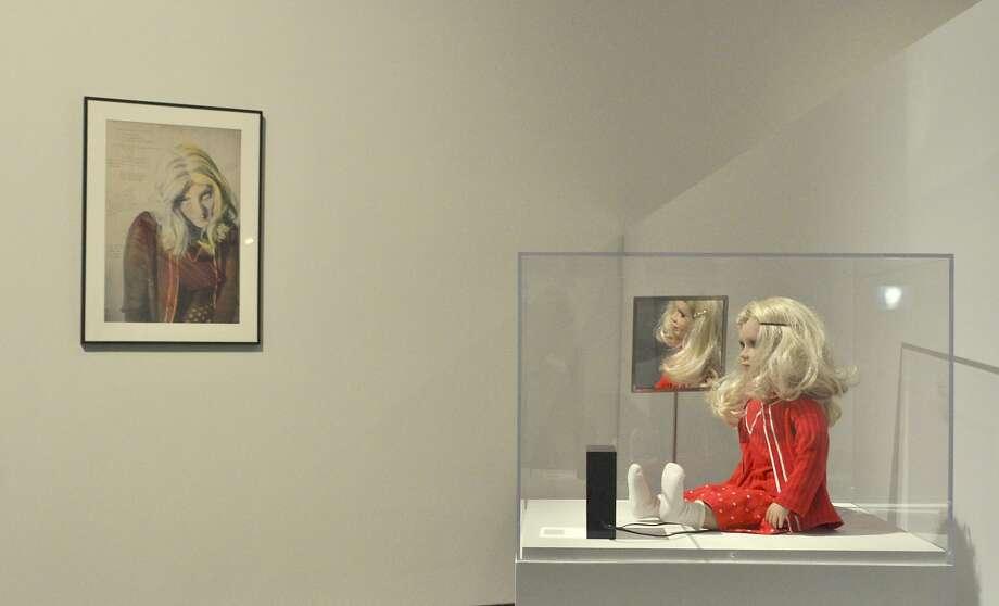 "Lynn Hershman Leeson's exhibition ""Civic Radar,"" at Yerba Buena Center for the Arts, incorporates several extensive installations. Photo: Yerba Buena Center For The Arts"