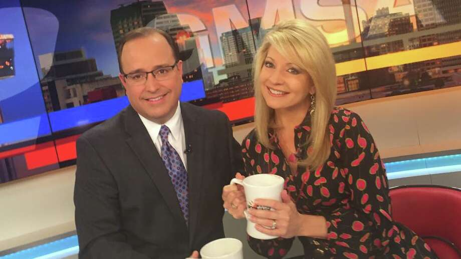 Leslie Mouton and Mark Austin soon will wave goodbye to their longtime gig at noon, which  will free them up for the new 9 a.m. newscast that will debut on KSAT in late March. They'll continue to anchor the morning 'Good Morning San Antonio' block as well. Photo: Courtesy Photo