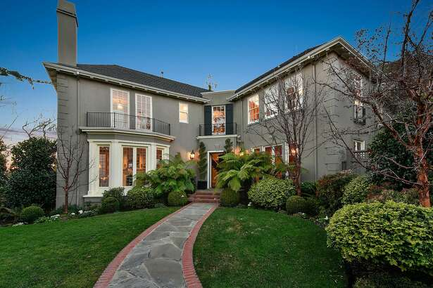 The Piedmont home previously belonged to UC Berkeley football coach Sonny Dykes.