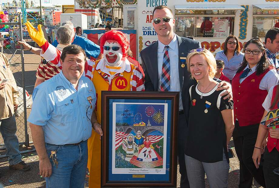 The 2017 WBCA Carnival sponsored by McDonald's of Laredo officially opened on Thursday, February 9, 2017 at the Laredo Energy Arena parking lot. Photo: Danny Zaragoza/Laredo Morning Times