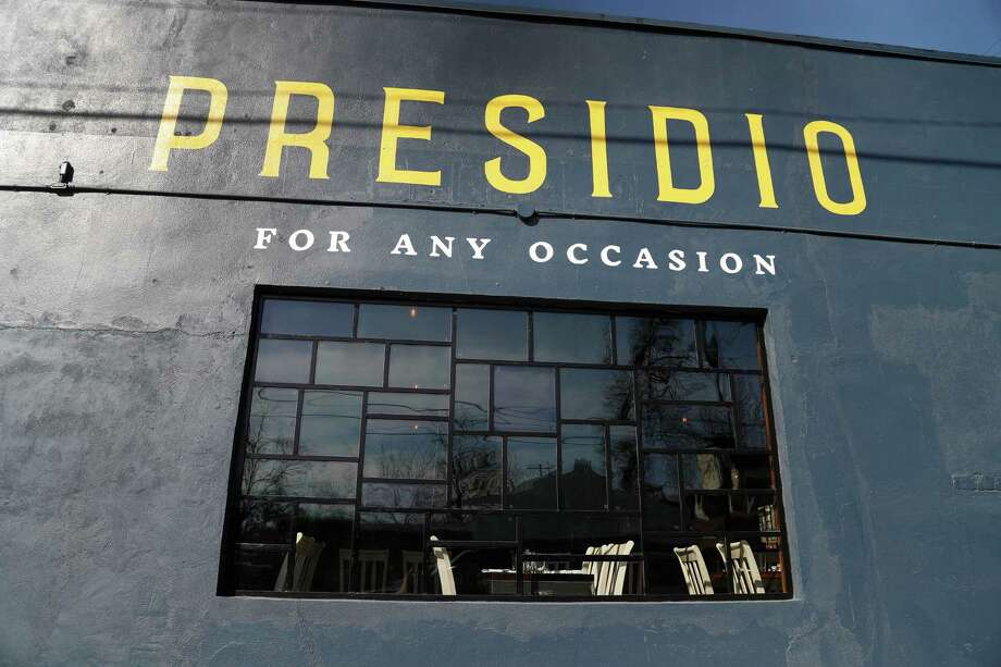 "Presidio, 911 W. 11th St.More info: ""Presidio in the Heights"" Photo: Karen Warren, Houston Chronicle / 2017 Houston Chronicle"