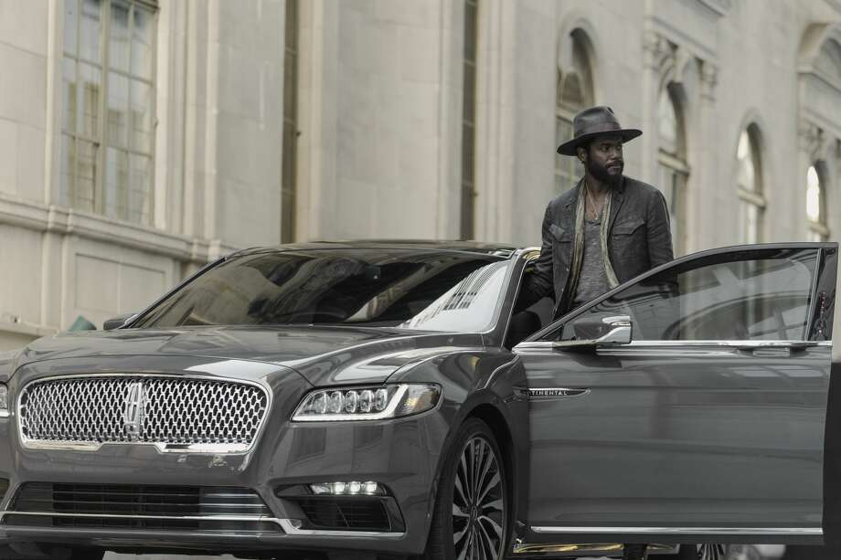 The Lincoln Motor Company is set to debut a new Continental TV ad featuring contemporary Texas blues musician Gary Clark Jr. and a custom-made amplifier that reflects features of the 2017 Lincoln Continental. The ad will air during the Grammys on Sunday, Feb. 12, 2017. Photo: Lincoln Motor Company