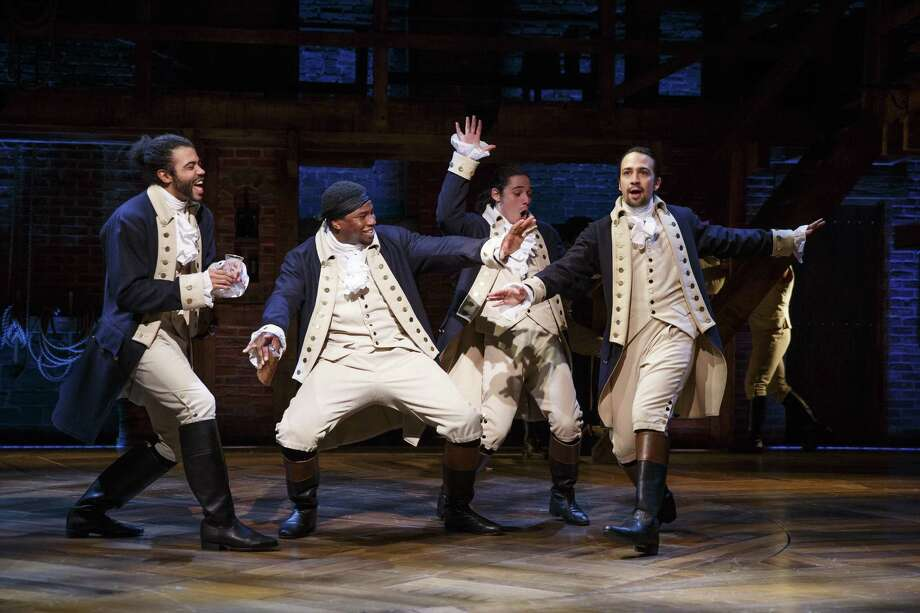 """Hamilton"" is slated to make its San Antonio debut as part of the 2018-'19 season of the Broadway in San Antonio series at the Majestic Theatre.Click ahead to view what future ""Hamilton"" ticketholders can expect from the 2017-'18 season at the Majestic. Photo: Courtesy Gayle McCracken"