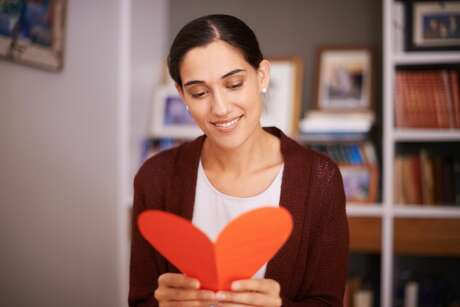 A reader advices that St. Valentines day should be a day to focus on others and not on yourself.  Photo: PeopleImages/Getty Images