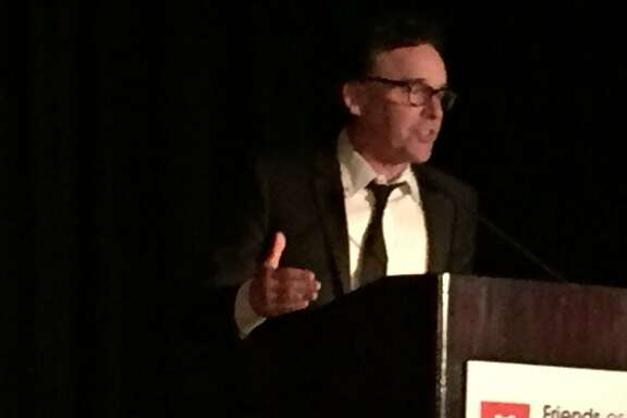 Chris Columbus receives Robin Williams Award from Friends of the San Francisco Film Commission