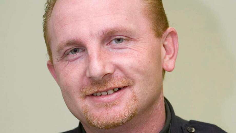 Stamford Police Officer Paul Mabey. Photo: File Photo / Stamford Advocate File Photo